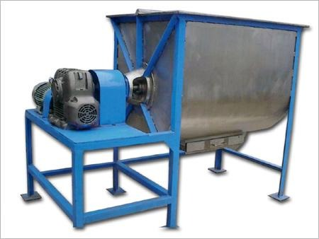 Detergent Powder Making Machine - Manufacturers from Ahmedabad